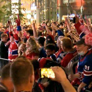Polisi Montreal Menembakkan Gas Air Mata Kepada Penggemar Canadiens Tanpa Peringatan Setelah Perayaan Game 4