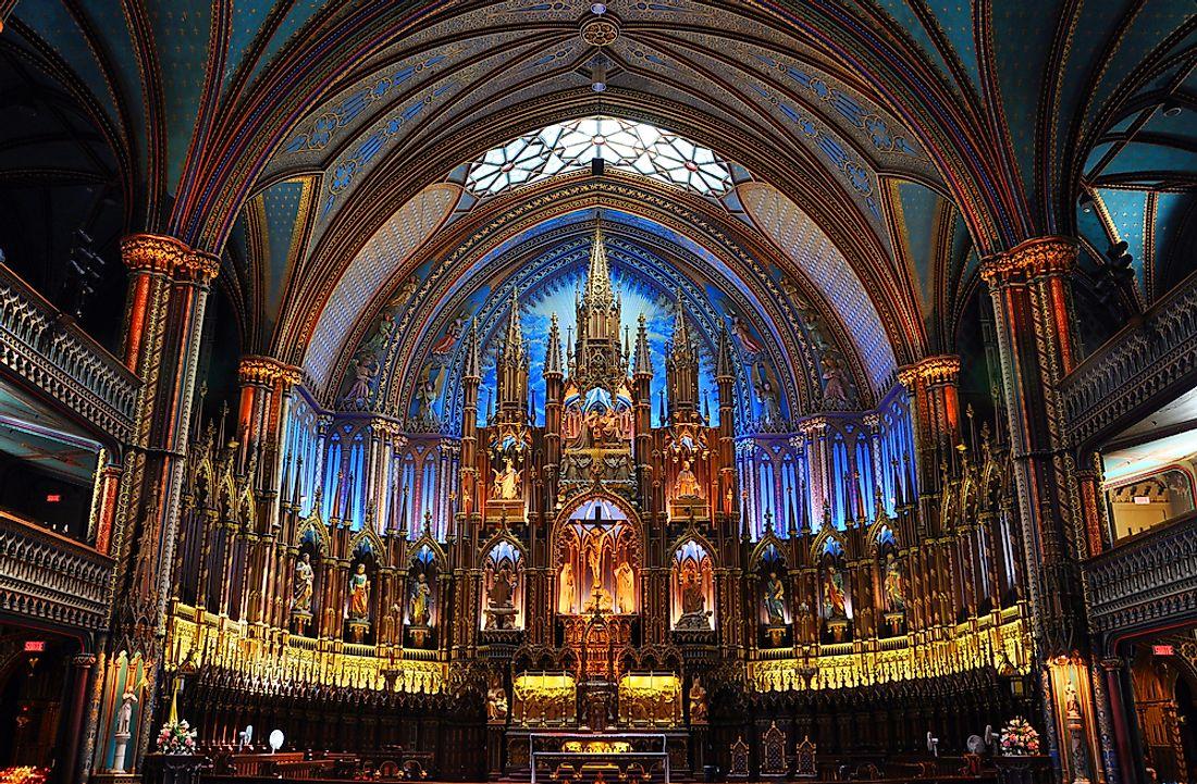 Sejarah Masuknya Agama di Kanada Bagian 1